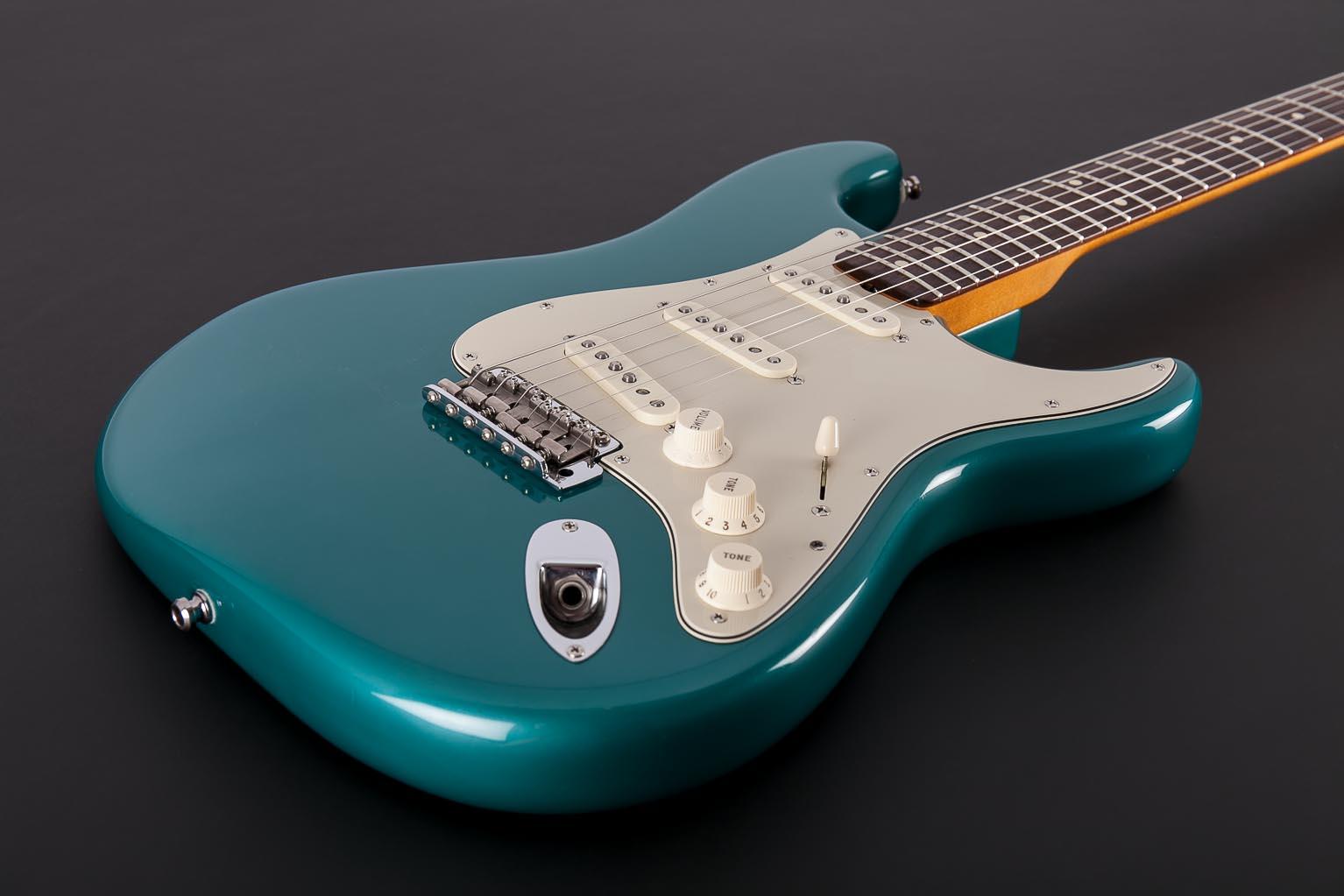 Fender ´62 American Vintage Reissue Stratocaster – Bigfoot-Guitars