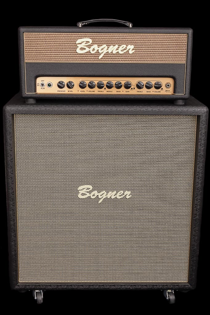 limited guantity latest get new Bogner Shiva 20th Anniversary With Flightcase – Bigfoot-Guitars